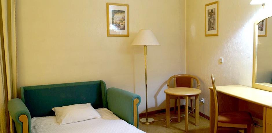 Hotel D Dinis Hotel e Restauração ~ Quarto Tipo Twin